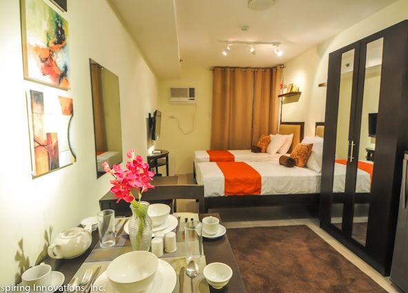 Antel Spa Suites Serenity Tower 1 bedroom condo for sale