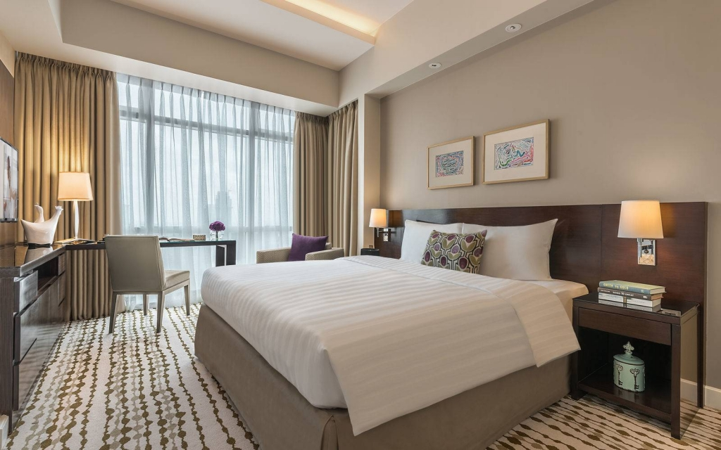 Citadines Service Apartments in Makati at Salcedo Village,Citadines Makati for short term or long term rent - Studio Type