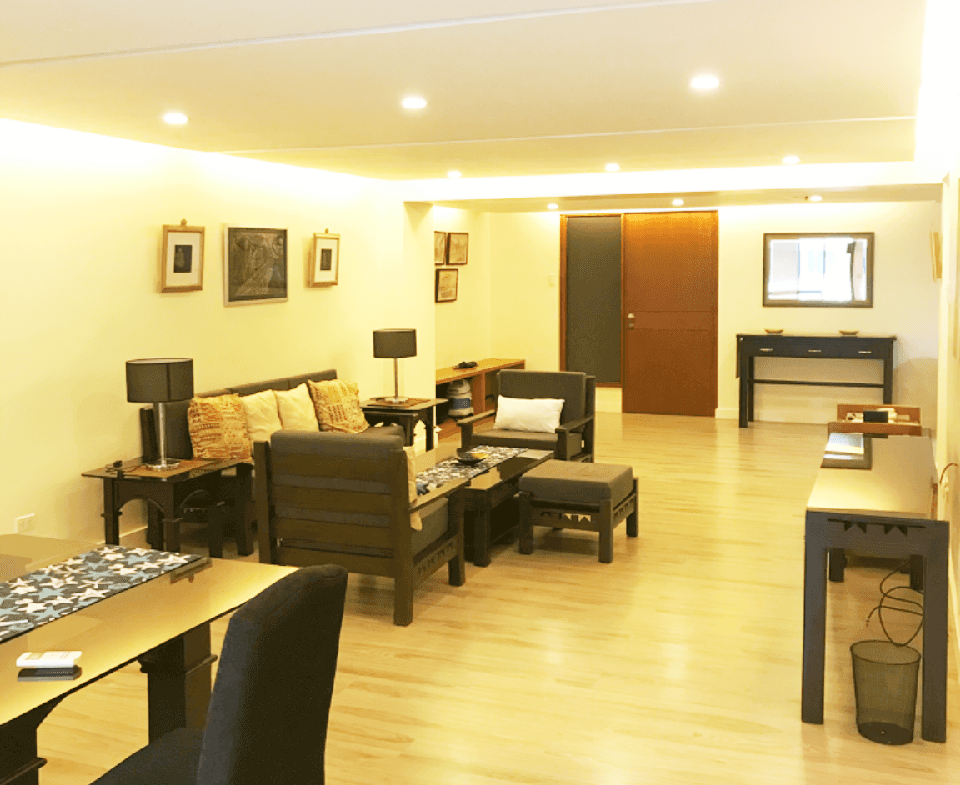 Century Makati two bedrooms condo for rent furnished near Greenbelt