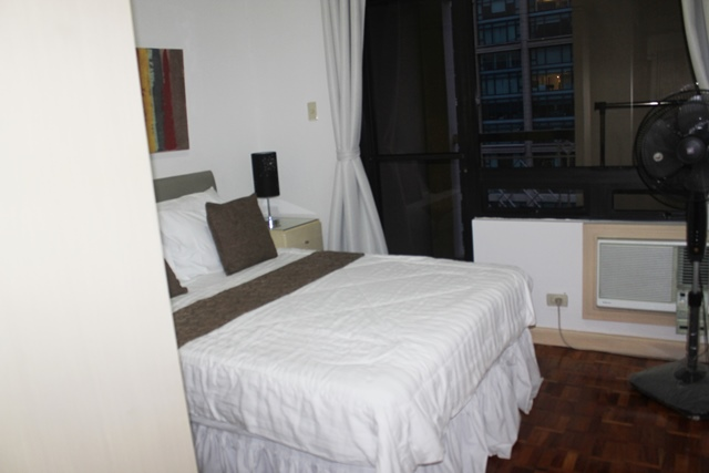 1-Bedroom renovated BSA Tower Makati Condo for Rent . Featuring condo near Greenbelt that is fully furnished. Available for yearly lease
