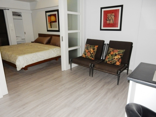 BSA Tower Makati Rentals Apartment & Condo one bedroom renovated